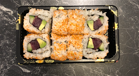 Foto Spicy Tuna Rol